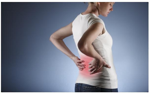 Упражнения для грудного отдела остеохондроза